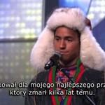 """Niesamowity Lapończyk w szwedzkim """"Mam Talent!"""""""