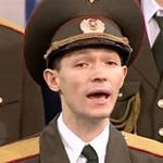 """Rosyjski chór wojskowy śpiewa """"SKYFALL""""!"""