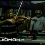 Połączenie hip-hopu i skrzypiec