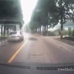Na ulicach w Azji - uwaga,NIEBEZPIECZNIE!