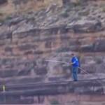 Na linie nad Wielkim Kanionem Kolorado!