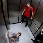 Morderstwo w windzie - KAWAŁ