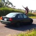 10 osób, które NIE POTRAFIĄ skakać przez samochody