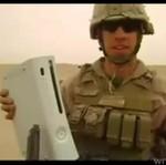 """Jak amerykańscy żołnierze """"naprawiają"""" XBOXA?"""