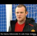 Wayne Rooney wyjaśnia, jak stał się gwiazdą