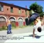 Breakdance od kuchni