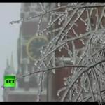 Nagły atak zimy w Rosji