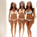 3 dziewczyny topless (18+)