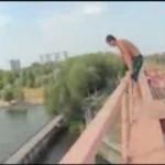 Skoki do wody - tak robią to Rosjanie!