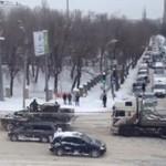 Holowanie - lvl Rosja