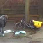 Holenderski gazeciarz ma fatalny dzień
