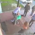Brutalność rosyjskiej policji