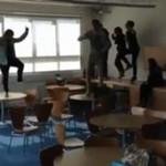 """""""Gangnam Style"""" w wersji szkolnej"""