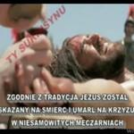 Kontrowersyjna historia Jezusa - zakazany klip!