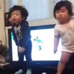 Ta mała dziewczynka z Korei podbiła sieć!