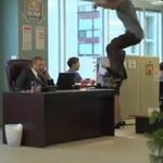 Deskorolki opanowały biuro!