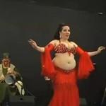 Tak wygląda prawdziwy taniec brzucha!