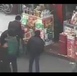 Chińscy kieszonkowcy przy pracy