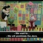 Palestyńska Myszka Miki