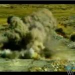 """""""Mythbusters"""" wysadzili cysternę z cementem"""