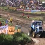 ROSJA - wyścigi traktorów