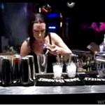 Mistrzyni mieszania drinków!