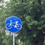 Ścieżka rowerowa w Łodzi