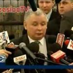 Kaczyński liczy promile