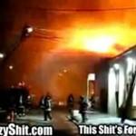 Pożar ZABIŁ strażaka!