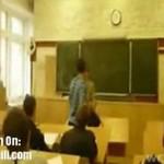 Uczeń UDERZYŁ nauczyciela!