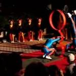Chińscy akrobaci