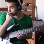 Dubstep na gitarze - ŚWIETNE!