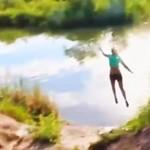 Top 10 skoków do wody - WPADKI