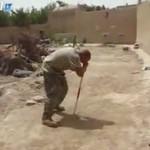 Żołnierz padł ofiarą głupiej zabawy