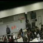 Nauczycielowi puściły nerwy...