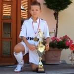 Polak następcą Cristiano Ronaldo? Ma 10 lat!