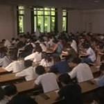 Tak na egzaminachoszukują Japończycy