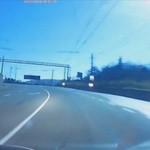 Meteoryt nad Ukrainą