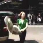Wściekła kobieta - niszczycielski żywioł!