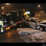 Wypadki w Warszawie - składanka