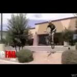 Skok na BMX-ie