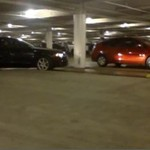 Epickie faile podczas parkowania