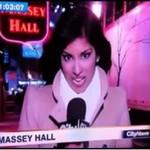 Reporterka przegrała z katarem