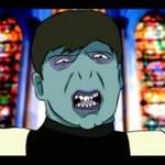 Ksiądz Natanek rozmawia z nastolatkiem