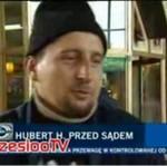 Najsłynniejszy polski bezdomny - Hubert H.