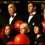 Profesjonalny chór na helu