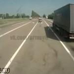 Rosja - potężny wypadek na drodze szybkiego ruchu