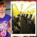 Polacy robią bydło w samolotach!
