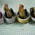Kolekcjoner SŁODKOŚCI - 4 małe papużki