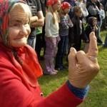 Ruskie babcie ATAKUJĄ!